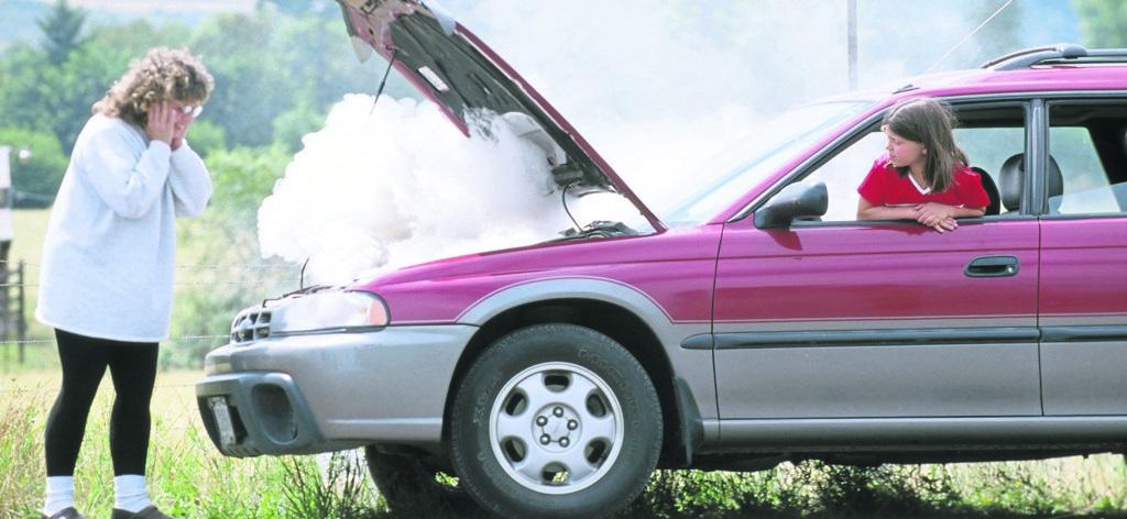 Subaru Cooling System Basics